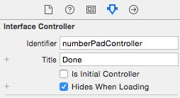 Number Keypad Controller Properties 2