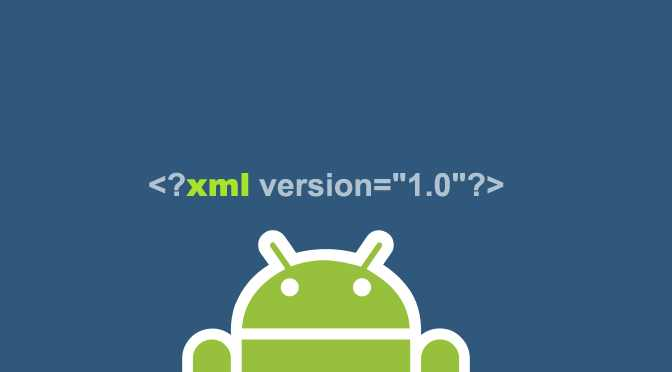 Android XML Resources
