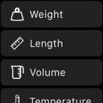 Unit Converter - Apple Watch